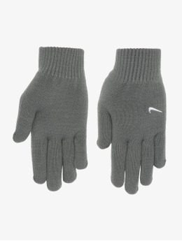 Nike Rukavice Swoosh Knit šedá