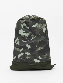 Nike Sac à cordons Brasilia 9.0  camouflage