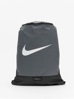 Nike Sac à cordons Brasilia Trainingsbeutel 9.0 (23l) gris