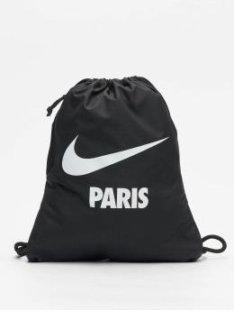 Nike Sac à cordons Heritage City Swoosh noir