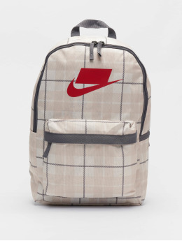 Nike Sac à Dos Heritage 2.0 AOP beige