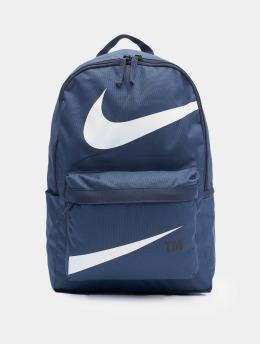 Nike Sac à Dos Heritage Swoosh bleu