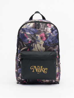 Nike Sac à Dos Heritage AOP Femme noir
