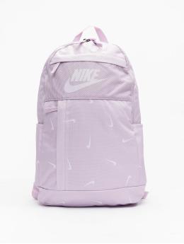 Nike Sac à Dos Elemental AOP 1 pourpre