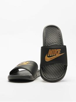 Nike Sandal Benassi JDI sort