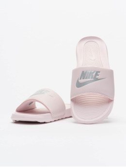 Nike Sandalen W Victori One Slide rosa