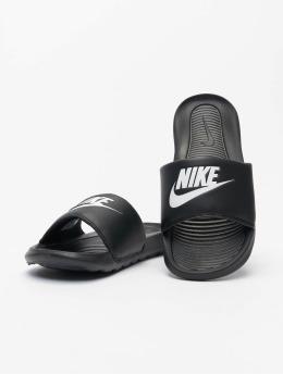 Nike Sandalen W Victori One Slide schwarz