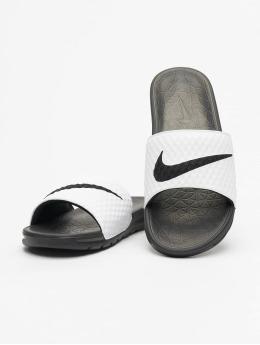 Nike Sandalen Benassi Solarsoft weiß