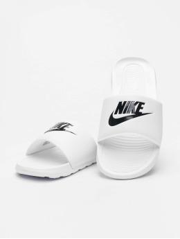Nike Sandalen Victori One Slide weiß