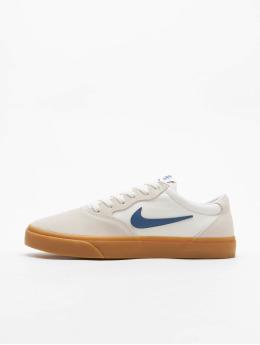Nike SB Сникеры SB Chron SLR бежевый