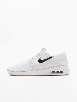 Nike SB Сникеры Air Max Janoski 2  белый
