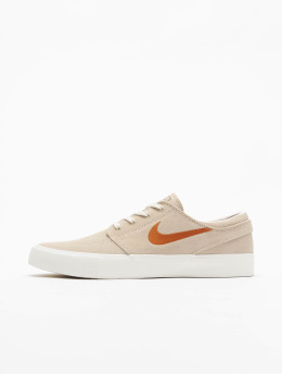 Nike SB Сникеры SB Zoom Janoski RM коричневый