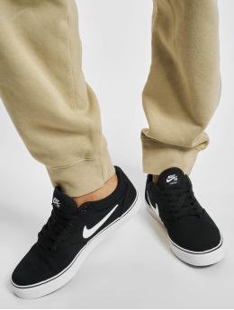 Nike SB Сникеры SB Chron 2 Canvas  черный