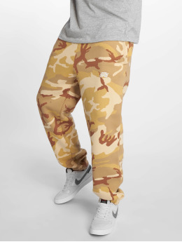 Nike SB Спортивные брюки SB Icon камуфляж