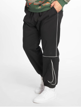 Nike SB Спортивные брюки Solo черный