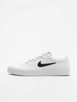 Nike SB | SB Charge SLR blanc Homme,Femme Baskets