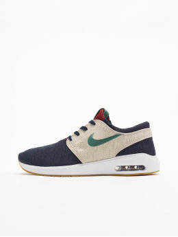 Nike SB Baskets SB Air Max Janoski 2 bleu