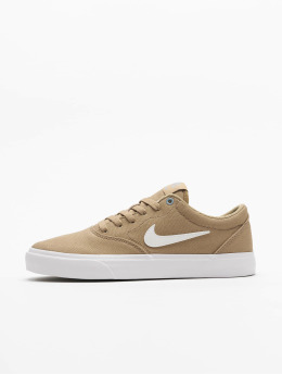 Nike SB Baskets SB Charge Canvas  kaki