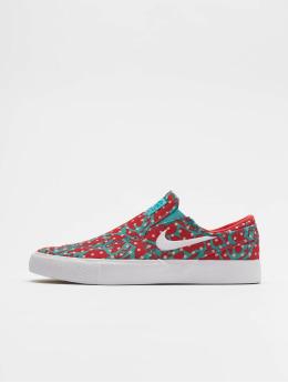 Nike SB Baskets Zoom Janoski Slip Canvas multicolore