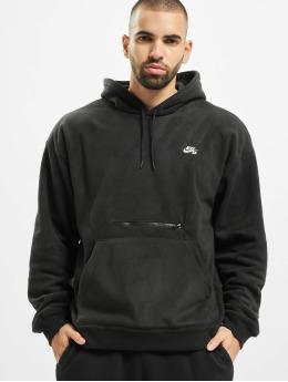 Nike SB Bluzy z kapturem SB Novelty czarny