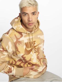 Nike SB Bluzy z kapturem Icon  moro
