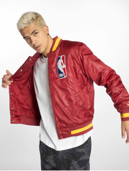 Nike SB Bomberjacke SB X Nba Transition rot