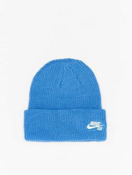 Nike SB Czapki Fisherman niebieski