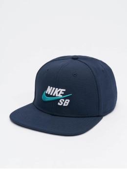 Nike SB Snapback Caps Pro blå