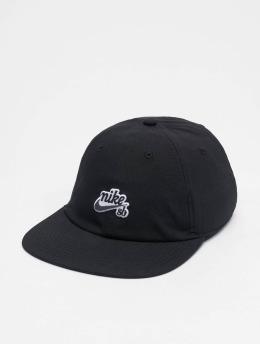 Nike SB Snapback Caps H86 Flatbill svart