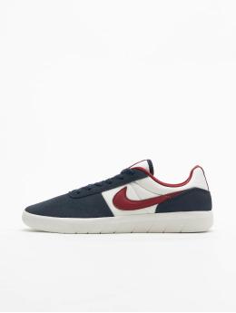 Nike SB Sneaker Team Classic blau