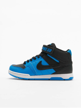 Nike SB Sneaker Mogan Mid 2 JR (GS) blau