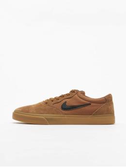 Nike SB Sneaker Chron SLR braun