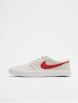 Nike SB sneaker SB Portmore II Solar Canvas grijs