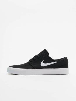 Nike SB Sneaker SB Zoom Janoski Canvas nero
