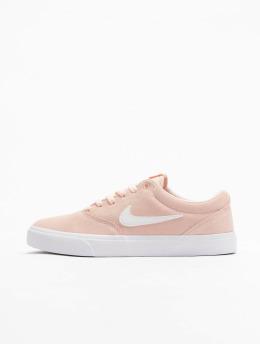 Nike SB Sneaker SB Charge Suede  rosa
