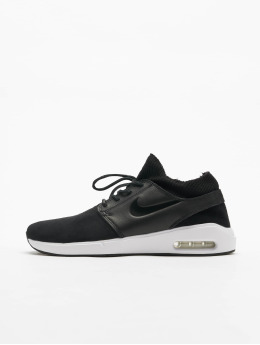 Nike SB Sneaker Air Max Janoski 2 Premium schwarz