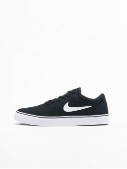 Nike SB Sneaker SB Chron 2 Canvas  schwarz
