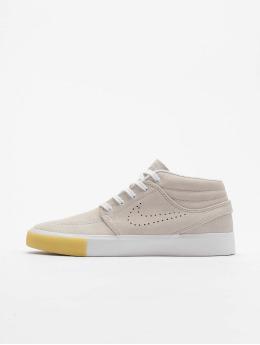 Nike SB sneaker SB Zoom Janoski Mid wit