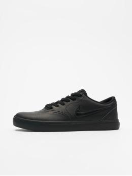Nike SB sneaker Check Solarsoft zwart