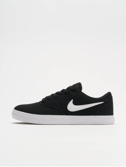 Nike SB sneaker Check Solar Canvas zwart