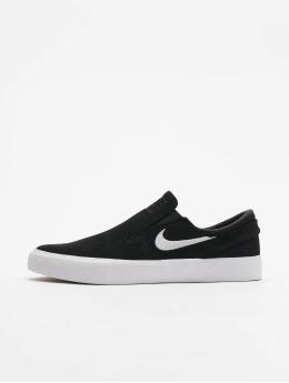 Nike SB sneaker SB Zoom Janoski Slip zwart