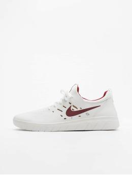 Nike SB Sneakers Nyjah Free bialy