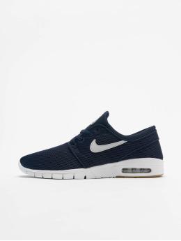 hot sale online 9b69b c0283 Nike SB Sneakers Stefan Janoski Max blå