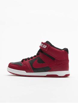 Nike SB Sneakers Mogan Mid 2 JR (GS) czerwony