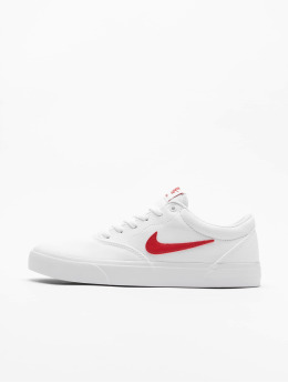 Nike SB Sneakers SB Charge Canvas hvid