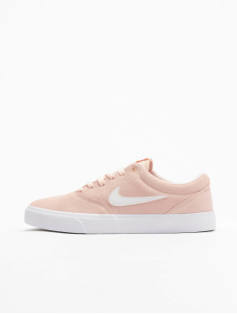 Nike SB Sneakers SB Charge Suede  rózowy