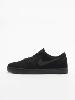 Nike SB Sneakers Check Suede (GS) sort