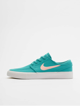 Nike SB Sneakers SB Zoom Janoski Canvas turkusowy