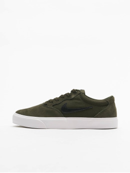 Nike SB Sneakers Chron SLR zielony