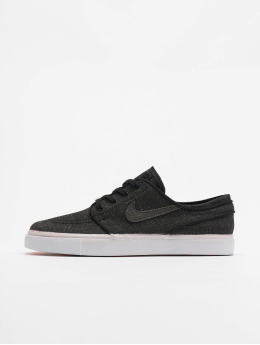 Nike SB Snejkry Zoom Janoski CVS DC čern